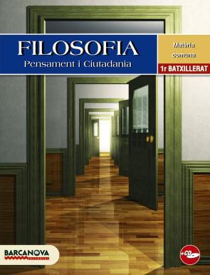 Filosofia 1 (opcio B). Alumne + Cd (2008)