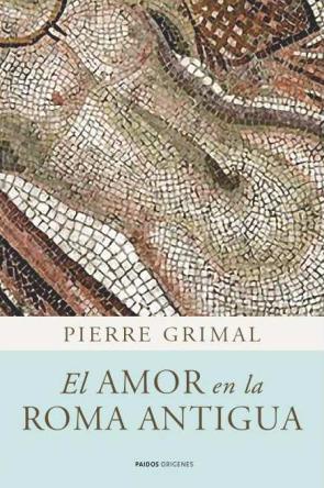 Portada de El Amor en la Roma Antigua (2000)