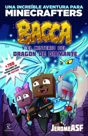 Minecraft. Bacca y el Misterio del Dragon De Diamante (2016)