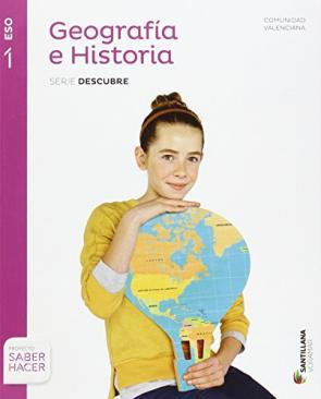 Geografia E Historia Castellano/valenciano 1º Secundaria Ed 2015 (2015)