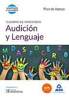 Cuerpo De Maestros Audicion y Lenguaje. Plan De Apoyo (2015)