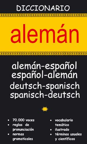 Diccionario Aleman: Aleman-español / Español-aleman (2012)