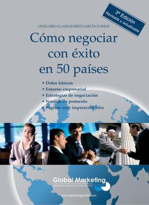 Portada de Como Negociar con Exito en 50 Paises (2008)