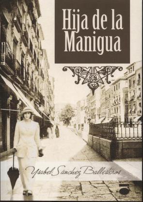 Portada de Hija De la Manigua (2013)