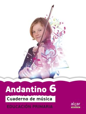 Andantino 6 Cast. 2013 Educacion Primaria Ed 2013 (2013)