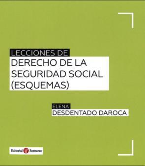 Lecciones De Derecho De la Seguridad Social (esquemas) (2015)