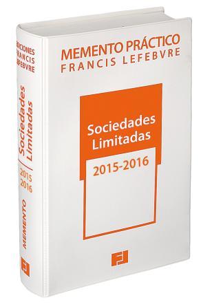 Memento Sociedades Limitadas  2015-2016 (2015)