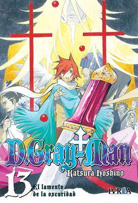 D.gray Man Nº 13 (2015)