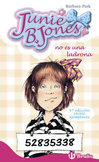 Junie B, Jones No Es Una Ladrona (2015)