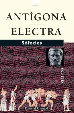 Portada de Antigona; Electra (2ª Ed) (2008)