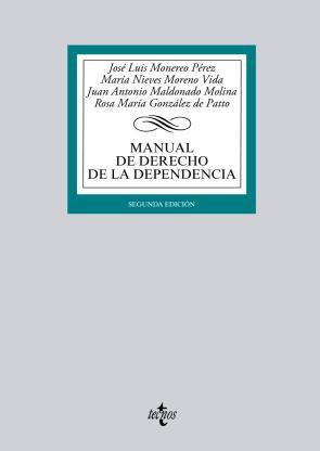 Manual De Derecho De la Dependencia (adaptado Al Eees) (2ª Ed.) (2014)