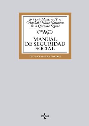 Manual De Seguridad Social (11ª Ed.) (2015)