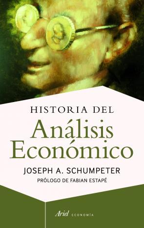 Portada de Historia del Analisis Economico (2015)