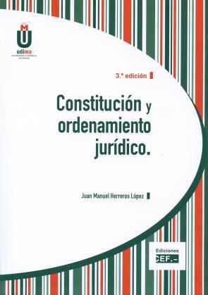 Constitucion y Ordenamiento Juridico (3ª Ed.) (2015)