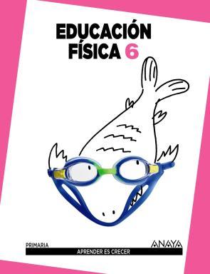 Educacion Fisica 6º Educacion Primaria   Andalucia (2015)