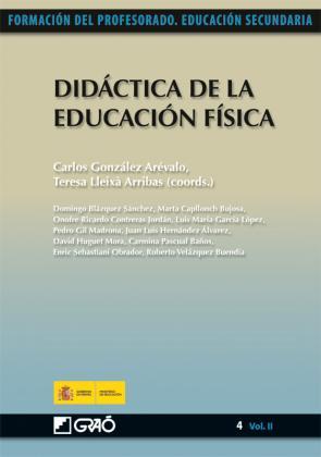 Didactica De la Educacion Fisica (formacion del Profesorado. Educ Acion Secundaria) (2010)