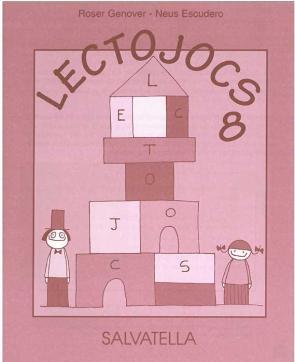 Lectojocs (lectura I Escriptura) Nº 8 (catalan) (2013)
