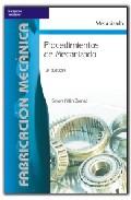 Procedimientos De Mecanizado (2ª Ed.) (2006)