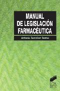 Manual De Legislacion Farmaceutica (2004)
