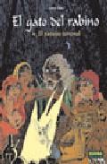 Portada de El Gato del Rabino 4: el Paraiso Terrenal (2006)