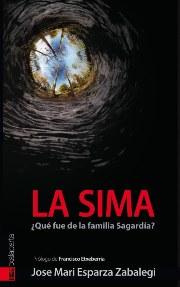 Portada de La sima ¿que fue de la familia sagardia? (2015)