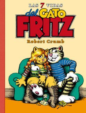 Las 7 vidas del gato fritz (rustica) (2016)