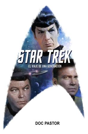 Portada de Star trek: el viaje de una generacion (2016)