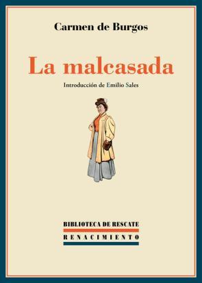 Portada de La malcasada (2016)