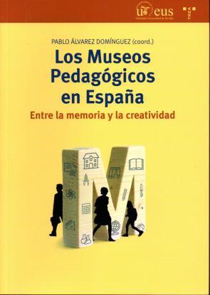 Portada de Museos pedagogicos en espaÑa (2016)