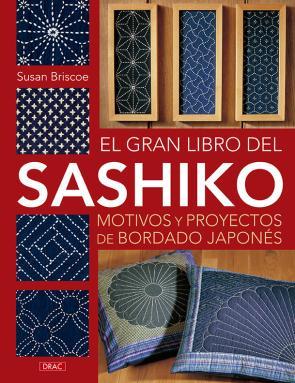 Portada de El gran libro del sashiko (2016)